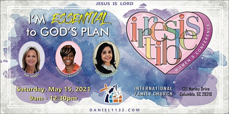 Irresistible Women's Conference tickets