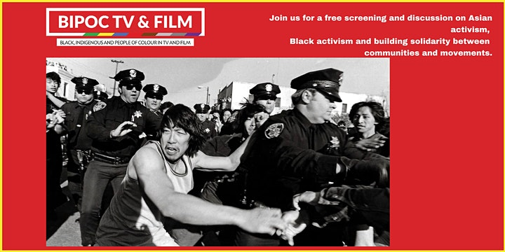 Chinatown Rising Film Screening and Q&A image