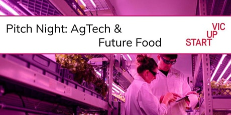 Pitch Night: AgTech & Future Food tickets