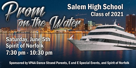 Prom On The Water tickets