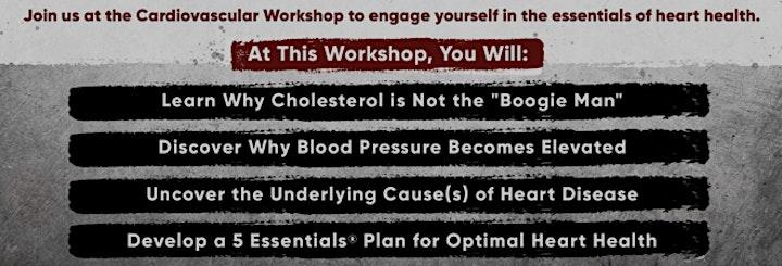 Cardio Master Class image