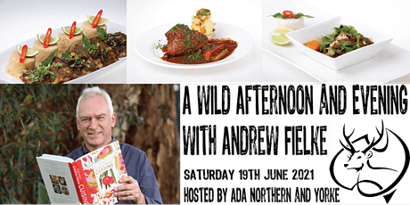 A Wild Afternoon and Evening with Andrew Fielke tickets
