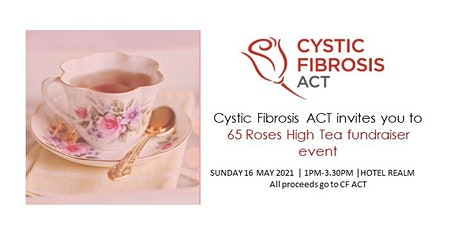 65 Roses High Tea Fundraising Event tickets