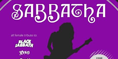 Sabbatha at BrauerHouse Lombard tickets