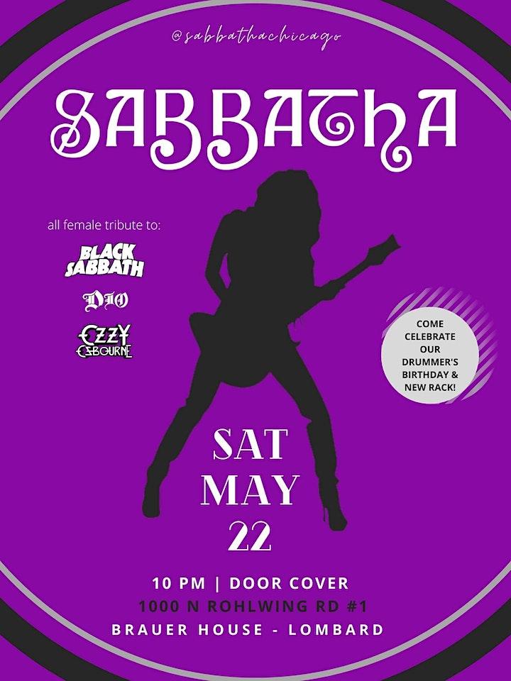 Sabbatha at BrauerHouse Lombard image