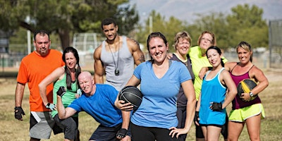 South: Just Move: 10 session – Circuit based exercise in a gym.