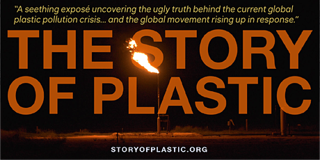 Digital Screening & Discussion- Story of Plastic tickets