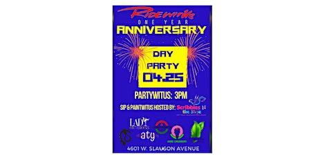 RIDEWITUS Sunday Day Party tickets