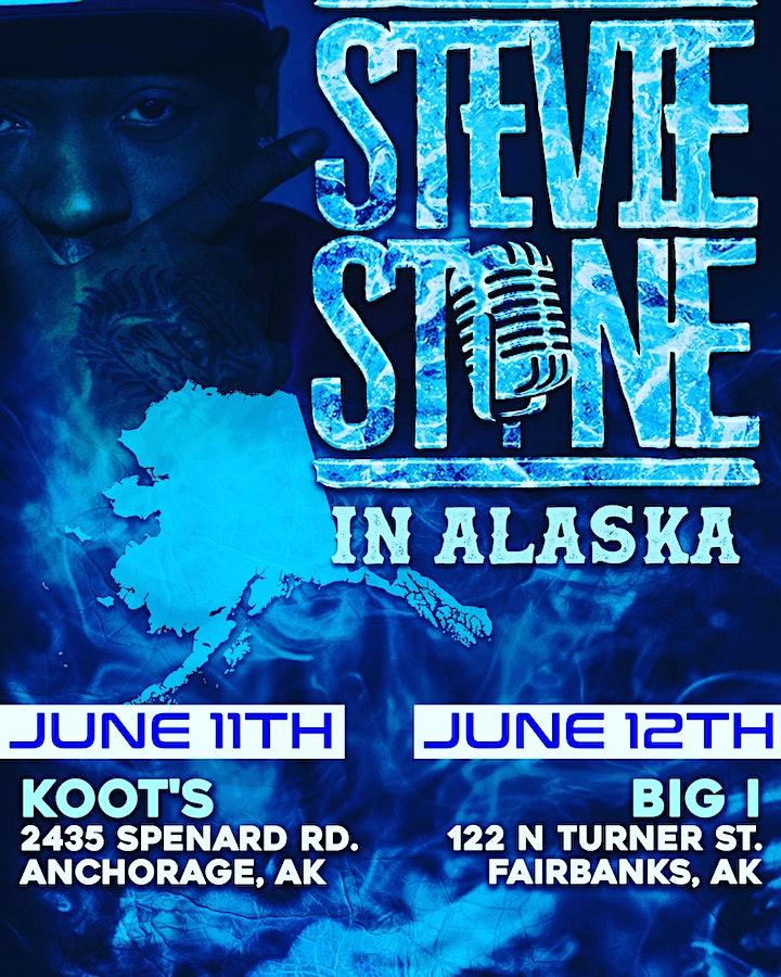 Stevie Stone  Anchorage  Alaska image