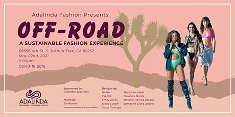 SUSTAINABLE FASHION SHOW AND LIVE MUSIC tickets