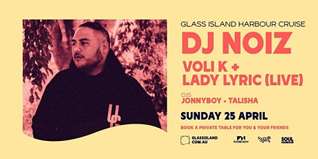 Glass Island pres. Soul Harbour - Sunset Cruise - Sunday 25th April tickets