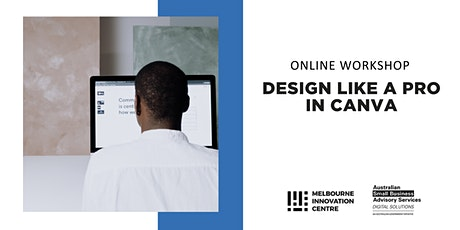 [Online] Design Like a Pro in Canva tickets
