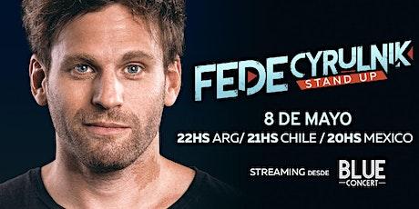 FEDE CYRULNIK en vivo - internacional! entradas