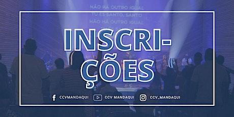CULTO PRESENCIAL | CCV MANDAQUI tickets