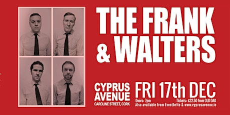 The Frank and Walters tickets