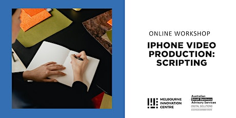 [Online] iPhone Video Production: Scripting tickets