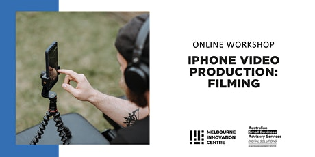 [Online] iPhone Video Production: Filming tickets