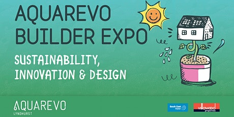 Aquarevo Builder Expo tickets