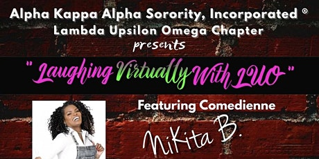 Alpha Kappa Alpha Sorority, Incorporated® Lambda Upsilon Omega Chapter tickets