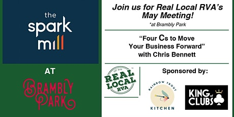 """Four Cs to Move Your Business Forward with The Spark Mill"" tickets"