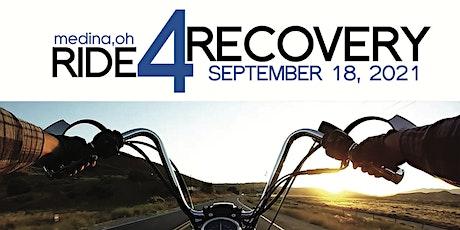 2021 Medina Ride 4 Recovery tickets