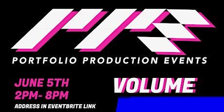 Portfolio Production Event Volume 7 tickets