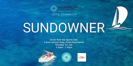 Sundowner - Ocean Reef Sea Sports Club tickets