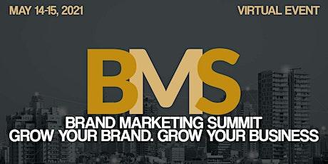 Brand Marketing Summit tickets