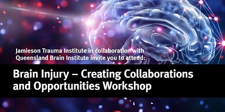 Brain Injury - Creating Collaborations and Opportunities Workshop tickets