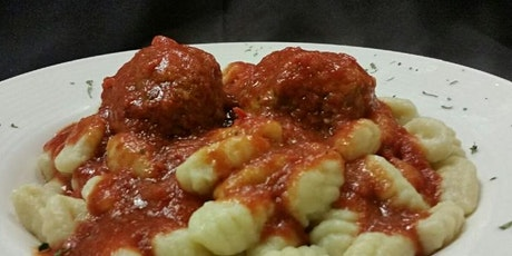 Club Italia - LOCKDOWN WEDNESDAY SPECIAL - Gnocchi and Meatball tickets