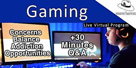 Online Gaming Challenges biglietti