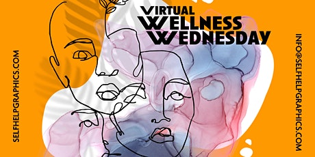 Wellness Wednesday Watercoloring with Sabrina Mendoza (SHG Youth Committee) tickets