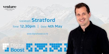 Digital Boost Workshop with Jordan McFadyen - Done By Nine tickets