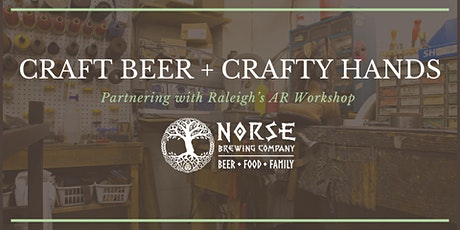 Craft Beer & Craft Hands tickets