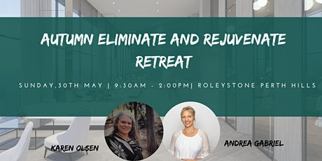 Autumn Eliminate and Rejuvenate Retreat tickets