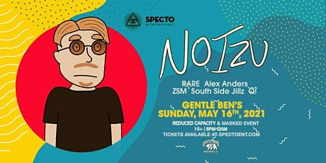 Noizu | Gentle Ben's tickets