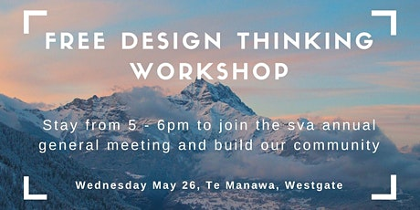 Design Thinking Workshop with Guest Speaker Alice Dimond tickets