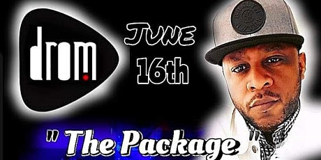 """""""The Package"""" Album Release Concert Terrell T-Rex Simon Music by DJ Trase tickets"""