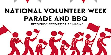 Habitat Volunteers join the National Volunteer Week Parade 2021 tickets