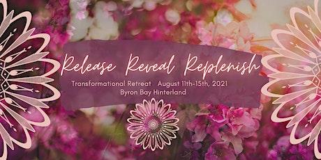Release Reveal Replenish Retreat tickets