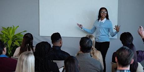 FREE Public Speaking Masterclass - Bentley Curtin Campus tickets