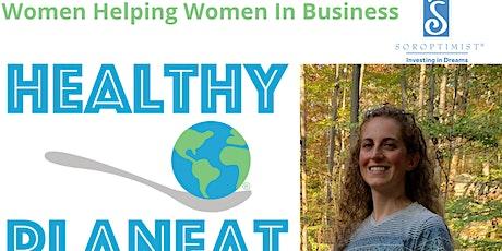 Women Helping Women in Business: Rosemary Ostfeld, Healthy PlanEat tickets