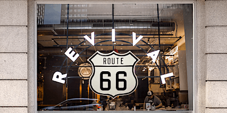Route 66 | Revival Tour [zoom] ..Oh, the miles of possibility tickets