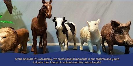 Animals and Us Workshop (Beginner) tickets