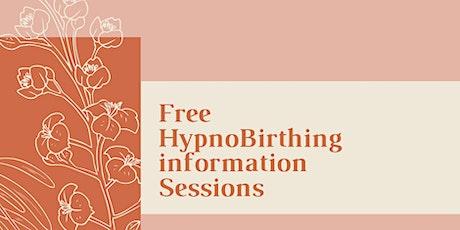 Free Hypnobirthing information Night tickets