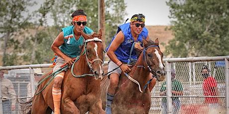 Saturday, Buffalo, Wyoming Days Indian Relay tickets