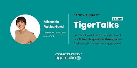TigerTalks - Singapore tickets