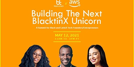 Building The Next BlacktinX Unicorn tickets