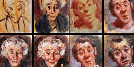 Portrait Painting Workshop  With artist Pablo Tapia tickets