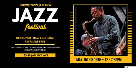 Downtown Jamaica Jazz Festival tickets